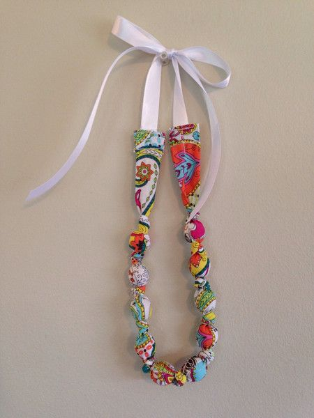 Pick Your Favorite Pattern - Stylish Teething Necklaces For Moms & Babies - Photos