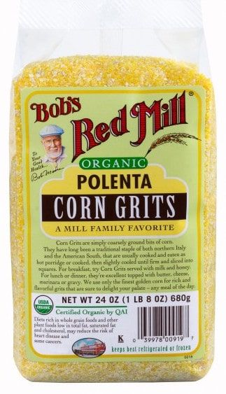Instant Pot Polenta Cook Fast Eat Well Recipe Bobs Red Mill Food Red Mill Flour