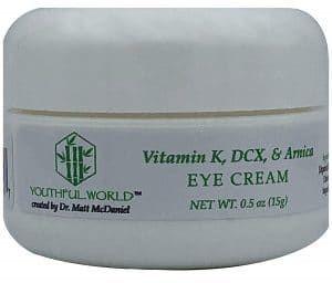 Top 10 Best Vitamin K Creams In 2020 Reducing Dark Circle Puffiness Fine Line Reviews Vitamin K Eye Cream Homemade Wrinkle Cream