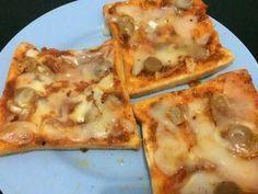 Pizza Roti Tawar Anti Gagal Resep Dengan Gambar Resep Resep