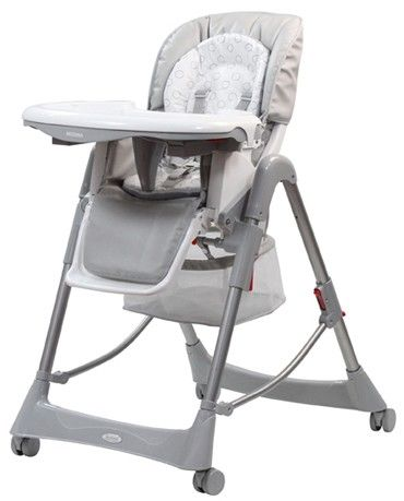 Incredible Steelcraft Messina Highchair Silver Our Baby Stuff Baby Caraccident5 Cool Chair Designs And Ideas Caraccident5Info
