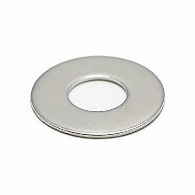 Sponsored Ebay Foreverbolt Fb3flwash14sodp100 Flat Washer Standard 1 4 Inch 316 Stainless St In 2020 Flat Washer 316 Stainless Steel Washer Review
