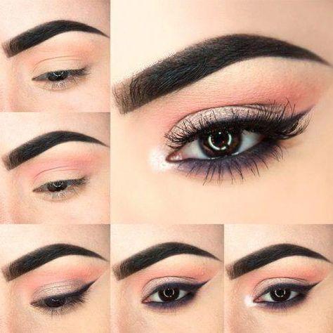 Easy Hooded Eyes Makeup Tutorial Idea Picture 2 Browneyemakeup