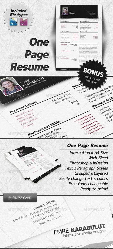 📇 Why Job Seekers Need Business Cards Resume styles, Business