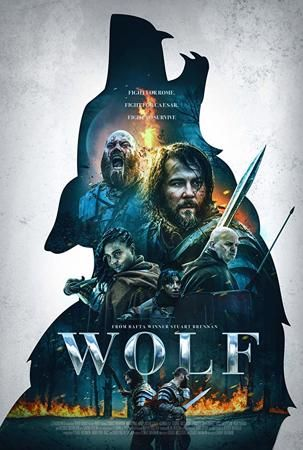Wolf Tries To Be Dog Soldiers With Roman Warriors In Ancient Britannia Unfortunately Its Budget Wasn T Quite Up To T In 2020 Hd Movies Download Wolf Movie Wolf Poster