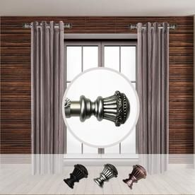 Hart Harlow Cadenza 1 In Side Curtain Rod 12 20 In Set Of 2