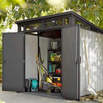 Keter Artisan 7 X 7 Shed Shed Shed Storage Backyard Sheds