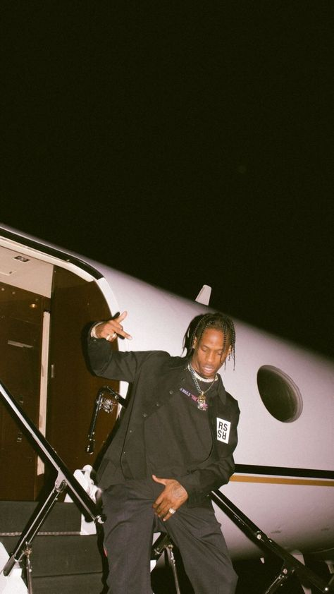Flame ???? #travisscottwallpapers Travis Scott wallpaper