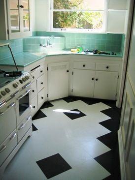 9 best Kitchen images on Pinterest   Kitchens, Art deco kitchen and ...