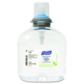 Gojo 40 6 Oz Unscented Hand Sanitizer Foam 5391 02 Sanitizer