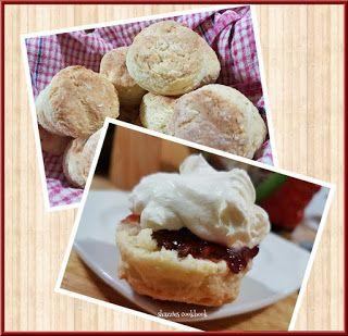 Shazzies Cookbook Yoghurt Scones 3 Cups Self Raising Flour 85 G Baking Food Yoghurt