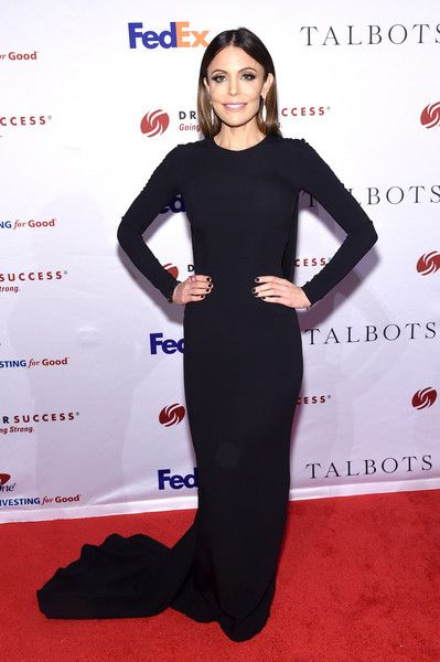 Honoree Bethenny Frankel attends the Dress for Success Be Bold Gala at Cipriani Wall Street.