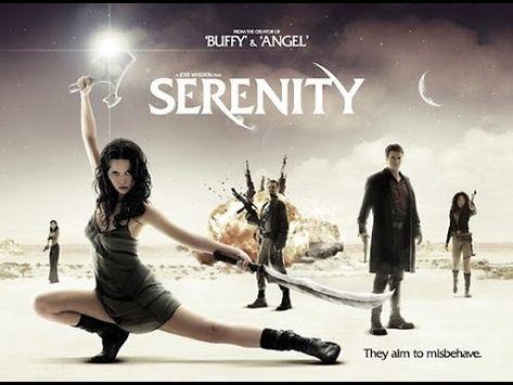 Serenity - Blooper Reel