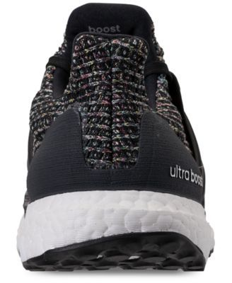 adidas Men s UltraBoost Running Sneakers from Finish Line - CORE BLACK CARBON ASH  SIL 12 d8ea5bb6092d