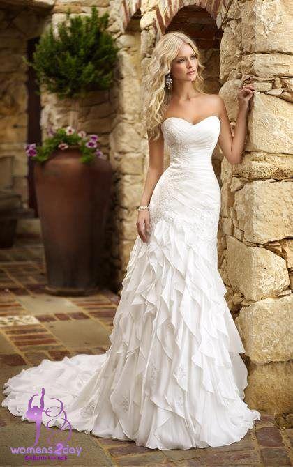 French wedding dresses 2013 - french fashion summer 2013