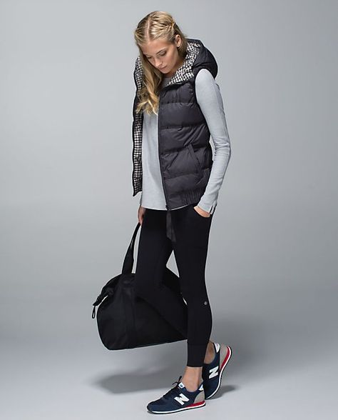 Chilly Chill Puffy Vest- i actually just love this whole outfit. i would wear this every day if i could.