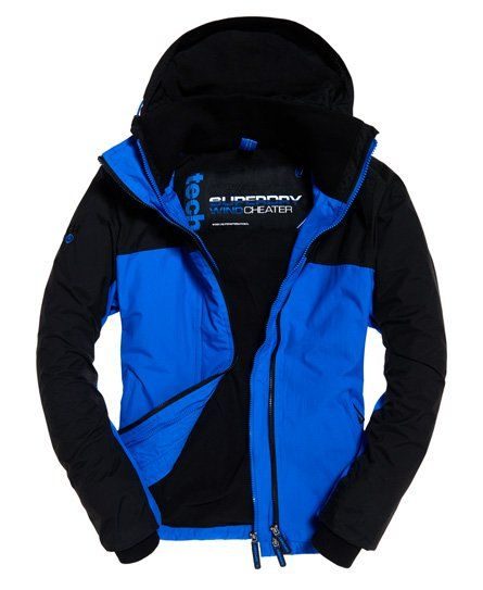 52fa1d31a Superdry Arctic Exon Hooded SD-Windcheater | Coats,shoes and watches ...