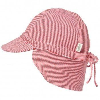 2b495c416f7 Toshi sun hat baby tomato flap cap