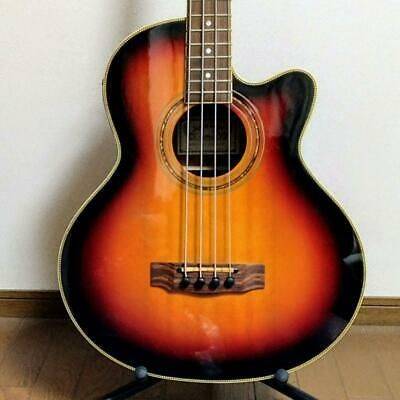 Japan Guiter Electric Acoustic Guitar Bass Eab400 Vs With Guitar Acoustic Guitar Acoustic Electric Guitar