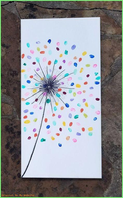 Teacher Appreciation Gifts diy - Pusteblume als Gästebild - #als #Gästebild #printemps #Puste...