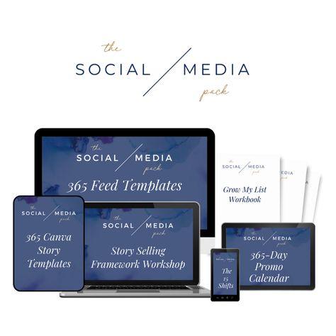 Social Media Pack Bundle