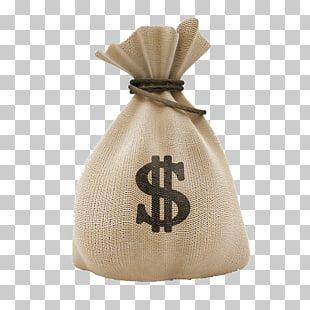 Bolsa De Efectivo Marron Bolsa De Dinero Inversion Moneda Del Dolar De Estados Unidos Bolsa De Dinero Png Clipart Clip Art Burlap Bag Reusable Tote Bags