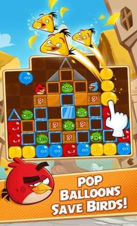 Angry Birds Blast 1 6 8 Apk Mod Moves For Android Angry