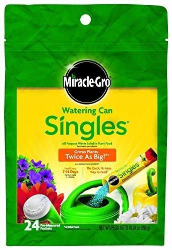 Miracle-Gro Watering Can Singles | Farming | Fertilizer for