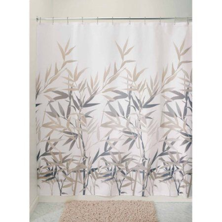 Home Fabric Shower Curtains Floral Shower Curtains Curtains