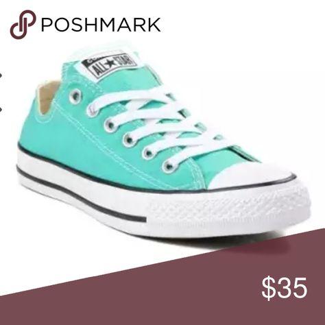 fa179aeb64cf Converse Chuck Taylor All Star Lo Sneaker Pure Te Converse All Star sneakers  lo cut Size womens 9