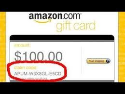 Free Amazon Gift Card Code No Survey