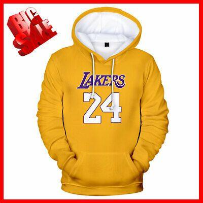 Kobe Bryant For Los Angeles Lakers Pullover Sweatshirt In 2020 Sweatshirts Hoodie Hoodies Pullover Sweatshirt Hoodie