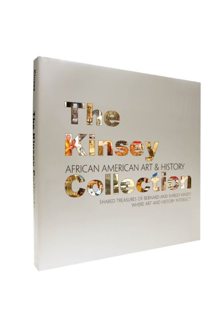 The Kinsey African American Art History Collection Coffee Table