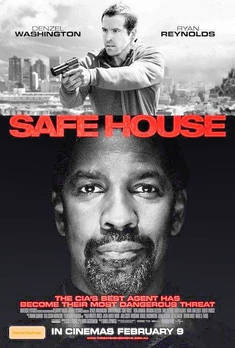 Safe House 2020 Film Afisleri Film Denzel Washington