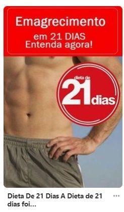 livro dieta de 21 dias pdf