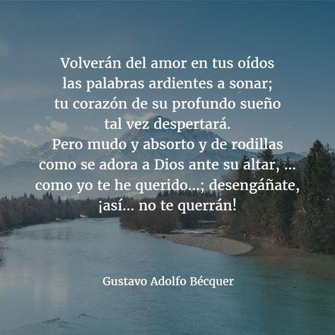 Los mejores poemas de GUSTAVO ADOLFO BÉCQUER 【Versos】