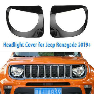 Sponsored Ebay 2pcs Car Front Light Headlight Lamp Angry Eyes
