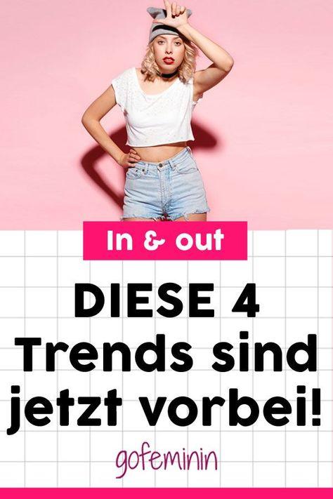 #definitiv #diese #modetrends #sind #Sommer #vorbei       Over and out! DIESE 4 Mode-Trends sind 2018 definitiv vorbei