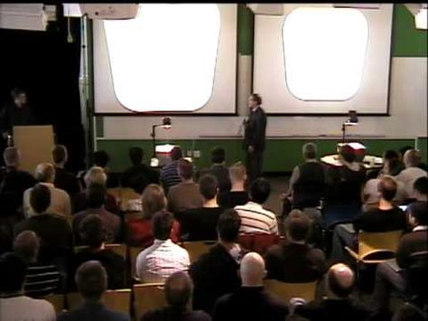 Conscious Understanding: What is its Physical Basis?   ABSTRACT | Presented by Sir Roger Penrose. Google Tech Talk March 10, 2010