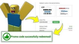 This New Robux Promo Code Gives Free Robux Roblox September