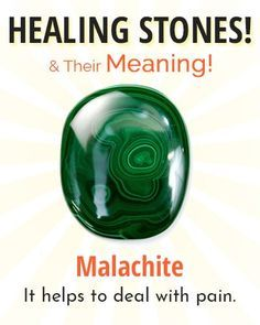 Healing Stones and Their Meaning to Attain Healing from Within!