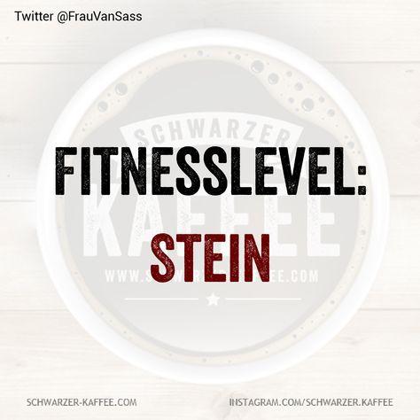 Fitnesslevel: Stein