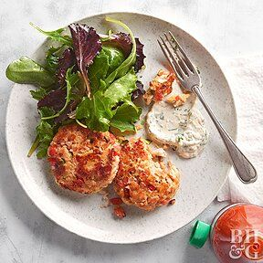 Better Homes And Gardens Salmon Patties Recipe