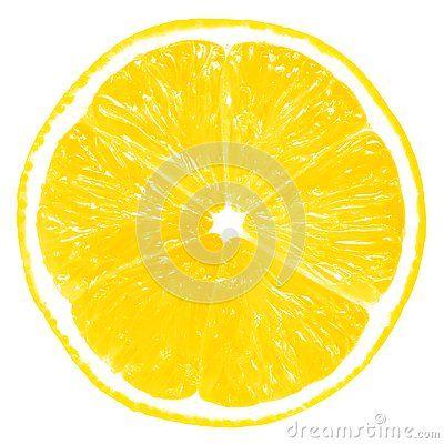 Lemon Slice Isolated On White And Png File With Transparent Background Lemon Slice Lemon Transparent Background