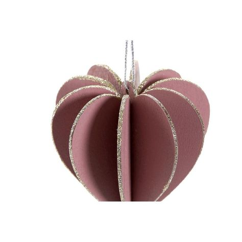 If you want to add a touch of originality to your home, you will do so with Hanging decoration DKD Home Decor Christmas Pink MDF Wood (4 pcs) (5.5 x 5.5 x 11 cm). Colour: PinkStyle: ChristmasPieces: 4 pcsMaterial: MDF WoodApprox. dimensions: 5.5 x 5.5 x 11 cmImportant information: Assorted designs sent randomly according to stock