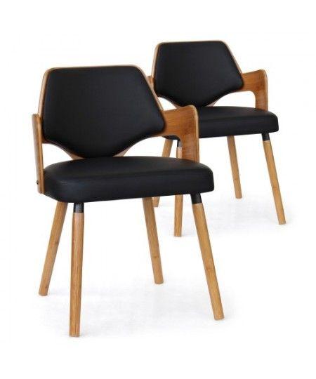 Epingle Par Decodazur Sur Home Design Guyane Chaises Bois Chaise Scandinave Meuble De Style