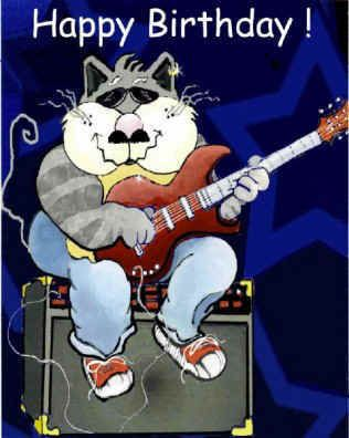 Bass Player Birthday Meme : player, birthday, Happy, Birthday, Guitar, Ideas, Guitar,, Birthday,