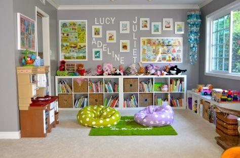 Ikea Kids Playroom On Pinterest Ikea Kids Room Playroom