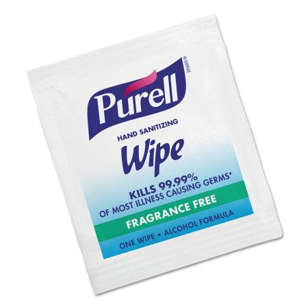 Personal Care Hand Sanitizer Wipes Box Purell Wipes