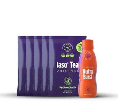 Sponsored Kit 5 Iaso Tea Multivitamin Nutraburst Liquid Supplement Free Shipping In 2020 Iaso Tea Liquid Supplements Multivitamin